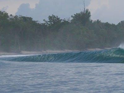 Deep in the Mentawais
