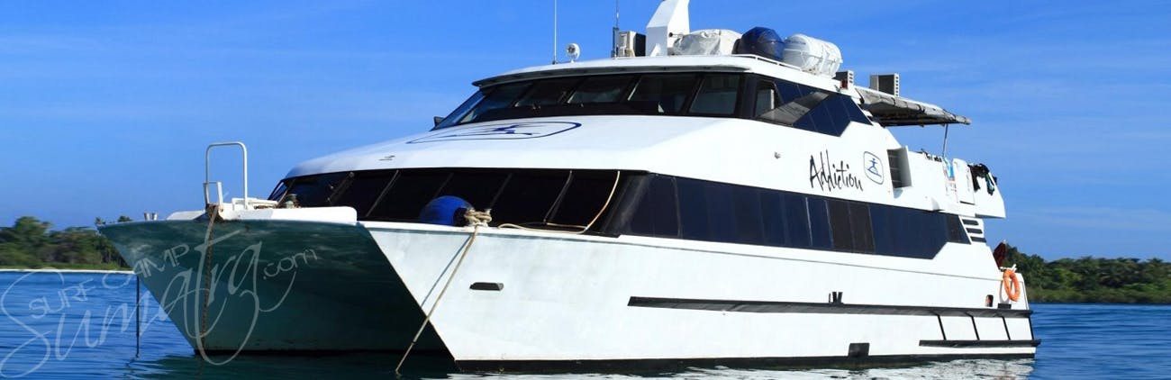 There simply is no better surf charter operating in Sumatra