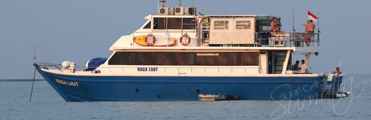 The Naga Laut aka the Sea Dragon
