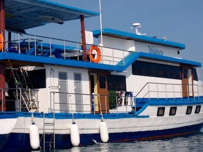 One of the best value surf charter boats in the Mentawai and Telo islands