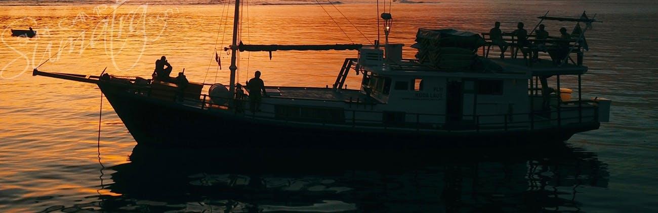 Another Sumatran sunset
