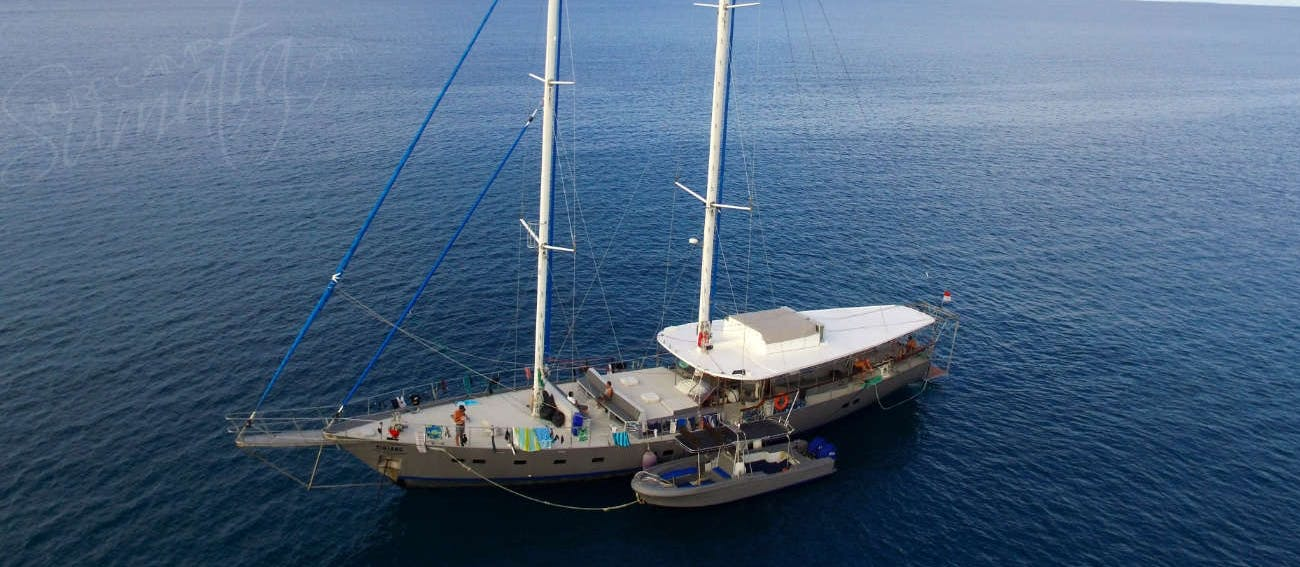 The Bintang is one of the most sought after charter boats in Sumatra