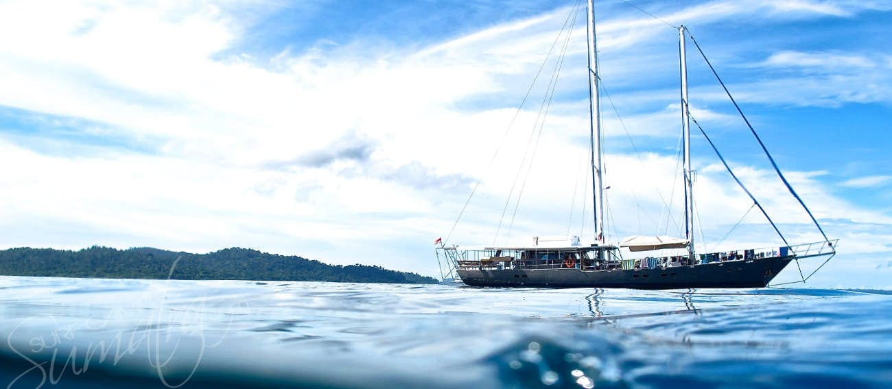 Standard trips cover the Mentawais & Telos with an option to go to the Banyaks