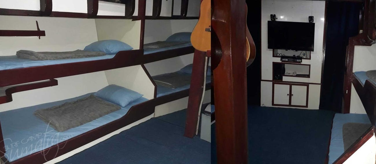 Your sleeping quarters