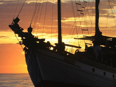Jiwa sunset