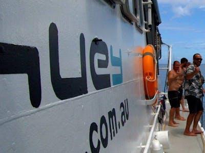 Huey surf charter