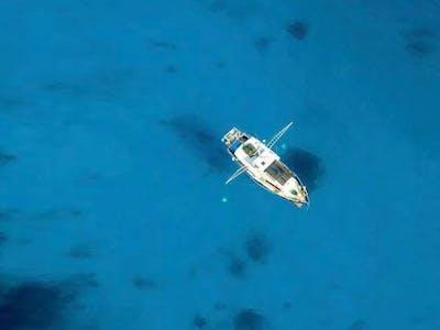 Ex-Australian fishing trawler