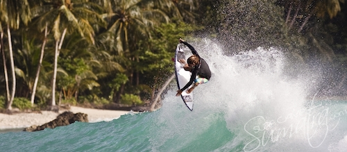 Pitstops Mentawai Islands