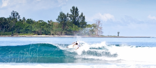 Roxys Mentawai Islands