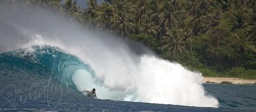 Rednuht Mentawai Islands