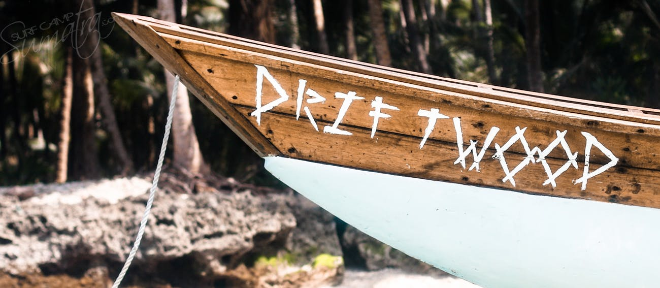 Driftwood surf camp mentawai