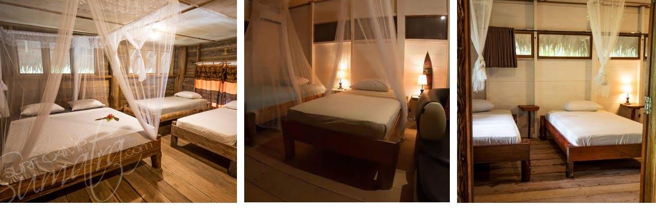 accommodation luluni