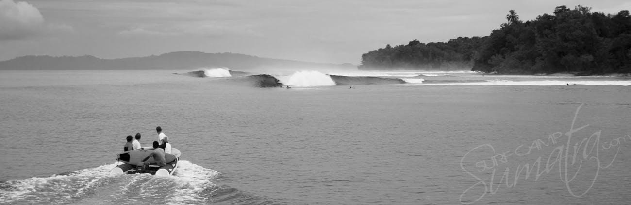 surf charter banyaks