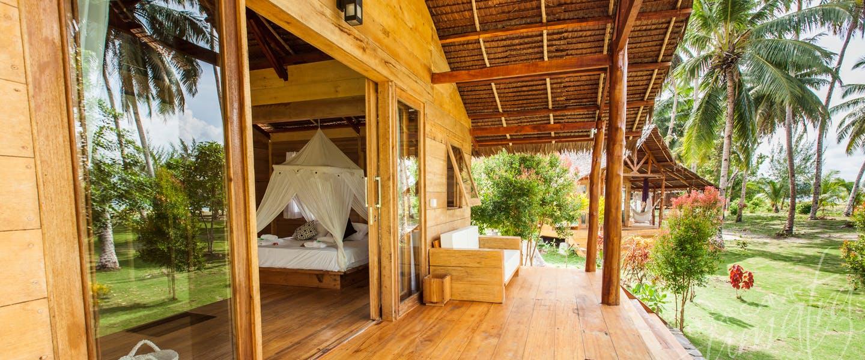 private villa at awera
