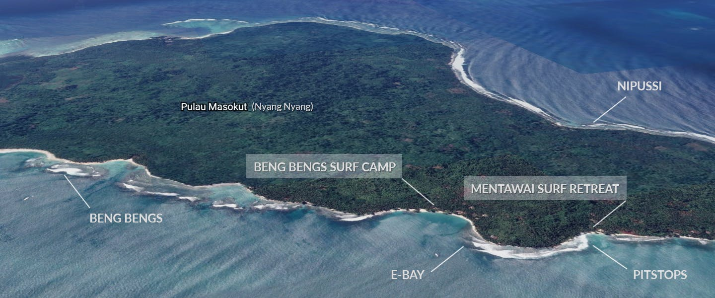 Beng Beng Surf Camp