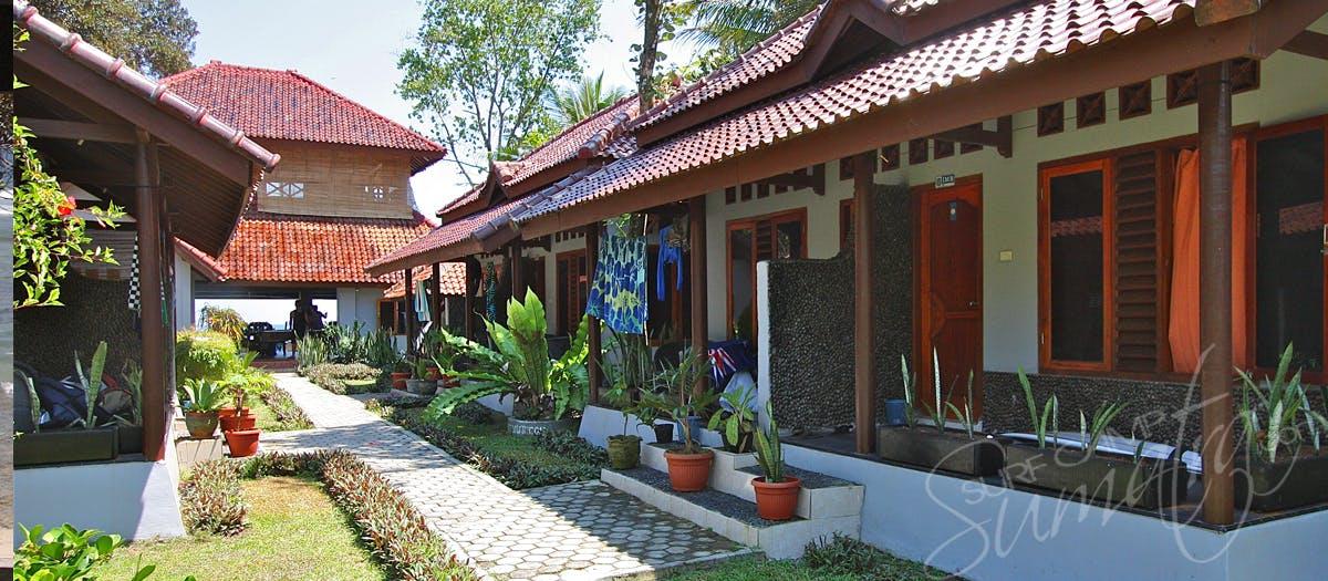 damai bungalows