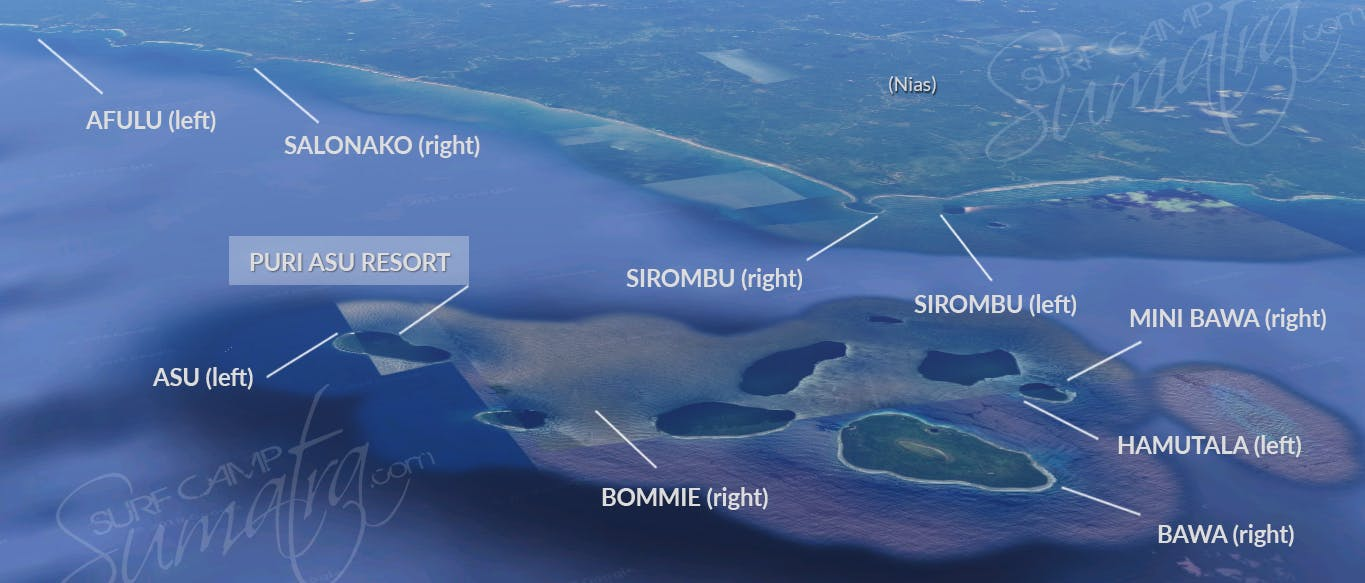 hinako surf map