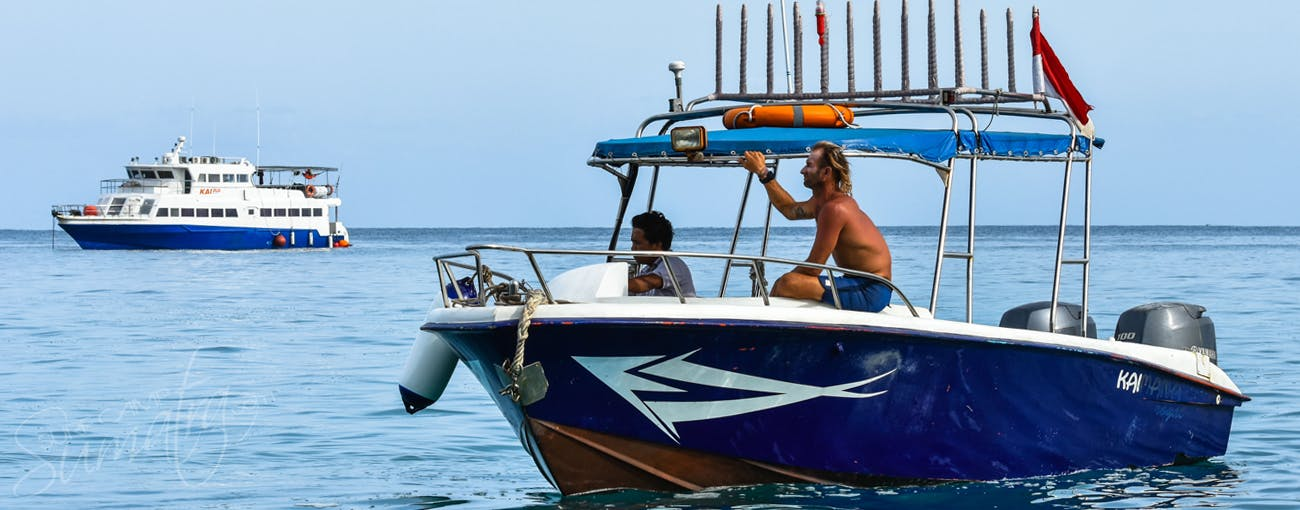 surfing charter boat