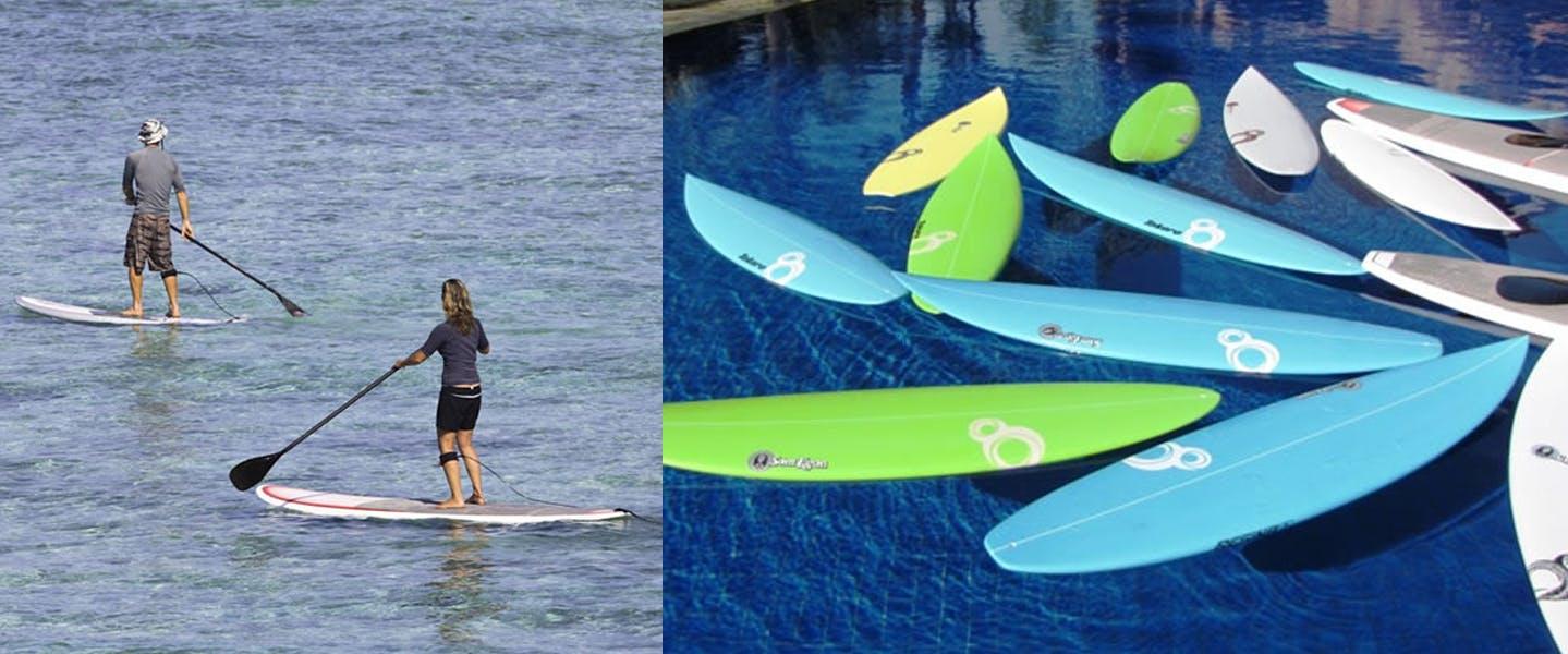 surf kandui