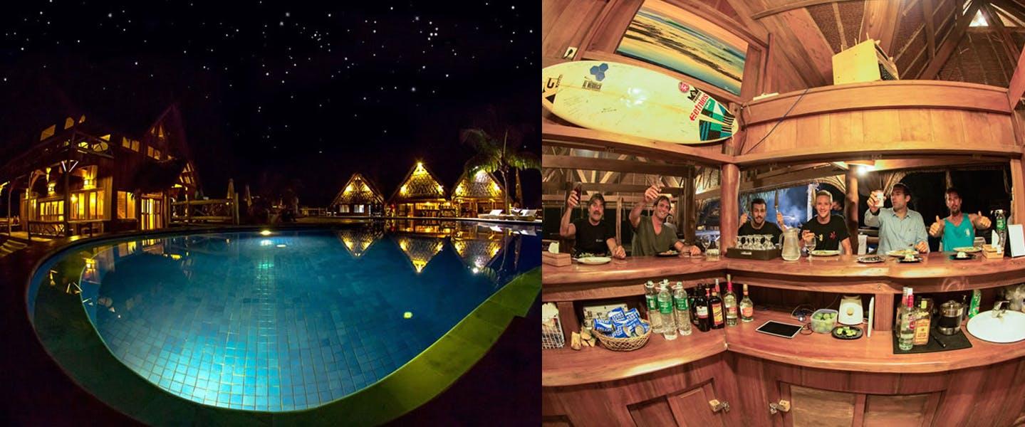 mentawai resort