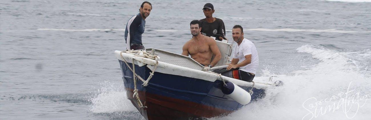 KM2 surf charter