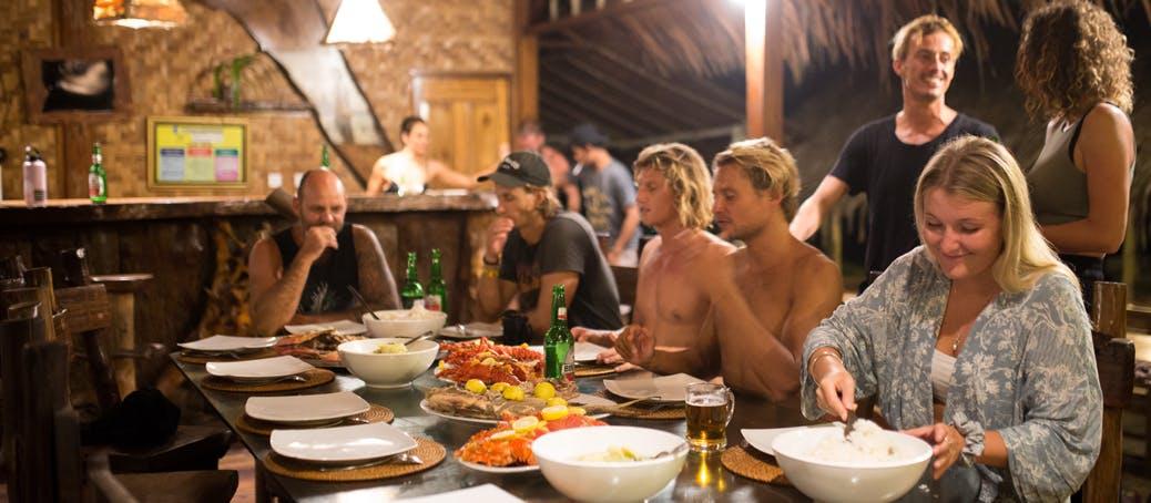 surf camp mentawai