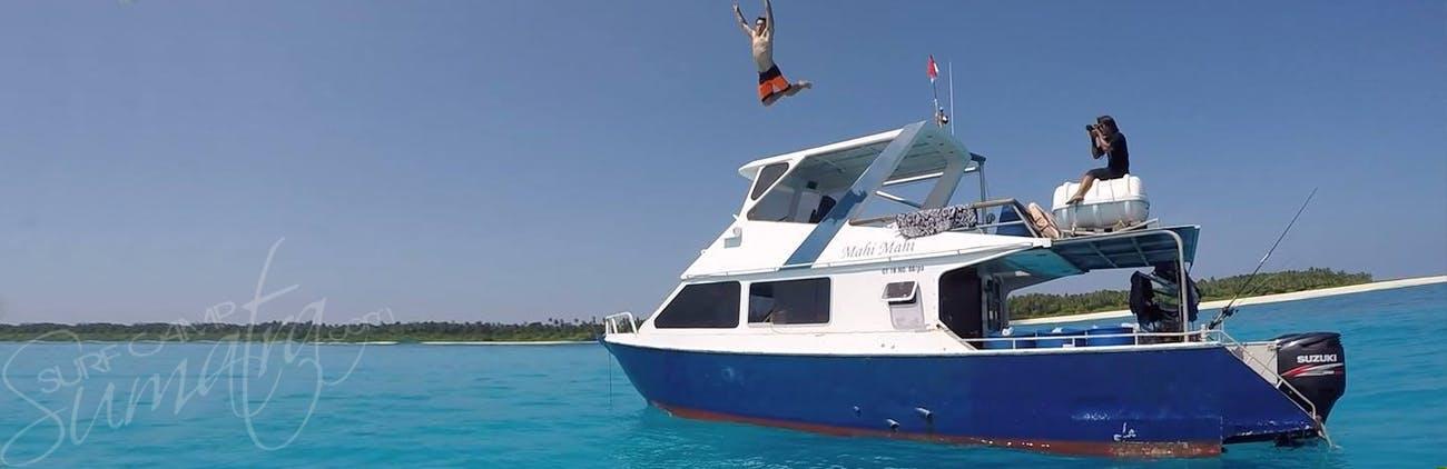 Mahi Mahi Surf Charter Boat