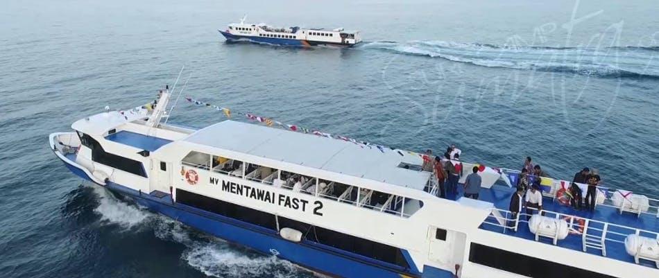 mentawai fast ferry