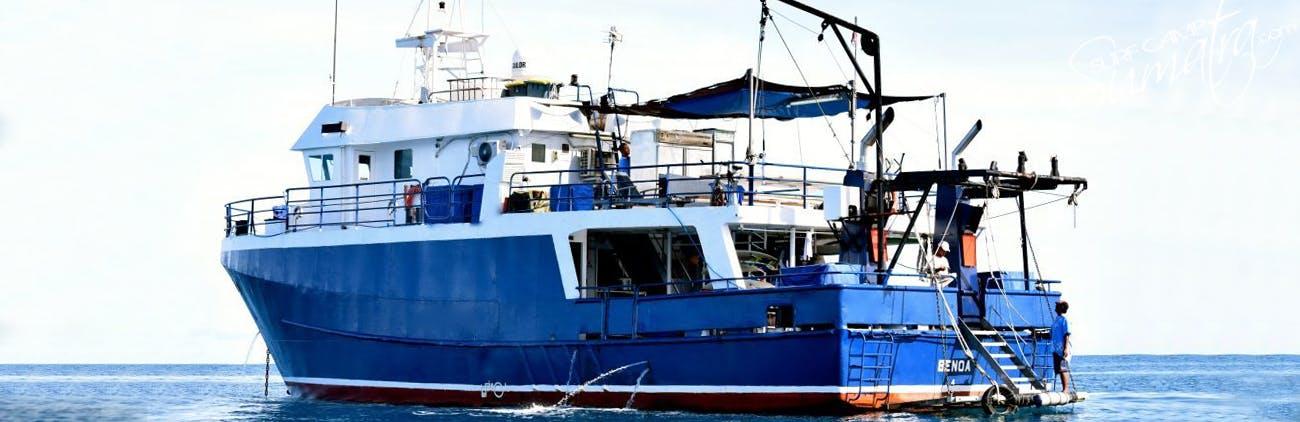 charter mentawai
