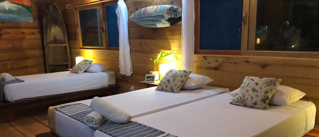 accommodation mentawai