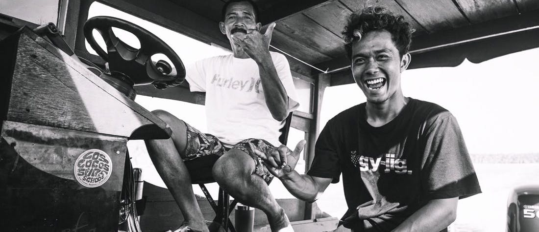 speedboat mentawai